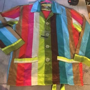 Tepper Jackson Xs lounger shirt and pants New